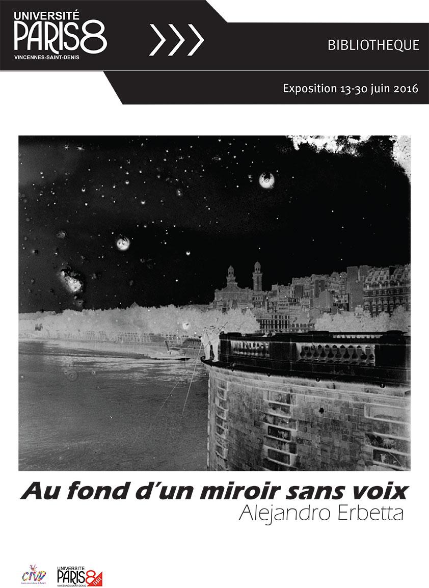 Au fond d 39 un miroir sans voix universit paris 8 for Miroir sans fond