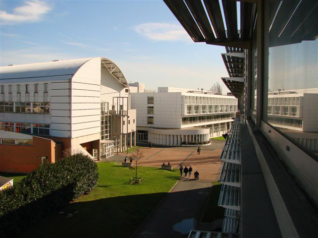 Université Paris 8 - Vincennes-Saint-Denis